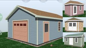 udesignit 3d garage shed android apps on google play