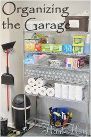 organizing the garage all things heart and home