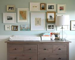Ikea Hemnes Desk Grey Brown Source Our House Gorgeous Eclectic Nursery With Ikea Hemnes 8