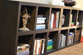 Espresso Bookcase With Doors Custom Wood Bookcases In Espresso Satoshi Yamauchi Furniture Maker