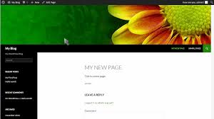 Vps Kvm Hosting Title How To Manage Pages In Wordpress Fastwebhost Wordpress Tutorials