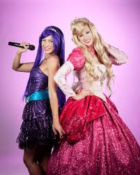 barbie princess popstar themed party royal entertainers