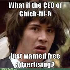 Chick Fil A Meme - chick fil a memes viralizeit