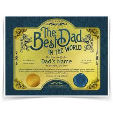 best in the world personalized award gift