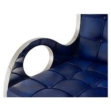 Blue Accent Chair Blue Accent Chair El Dorado Furniture