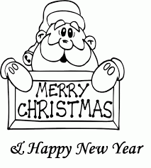 merry christmas coloring pages wallpapers9