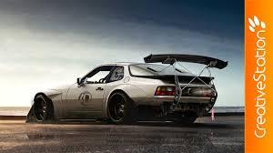 porsche 944 tuned porsche 944 tuning speed photoshop