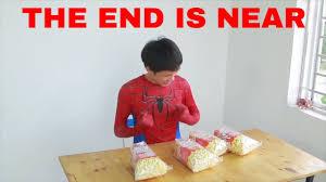 superman learn color popcorn bad baby prank elsa