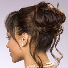 chignon mariage facile a faire ide coiffure chignon cheveux mi mariage coiffure cheveux mi