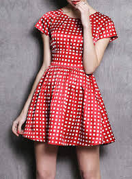 polka dot dresses cheap price page 3 of 4