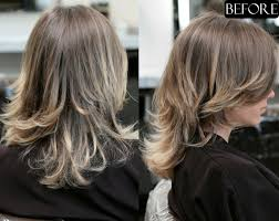 hairstyle makeovers before and after makeover hair lingerie extensions jonathan george
