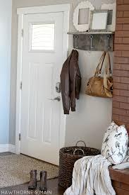 barn wood coat rack and shelf hometalk
