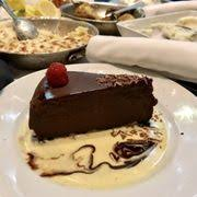 chocolate sin cake menu mastro u0027s penthouse beverly hills
