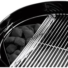weber original kettle premium 22 inch charcoal grill black bbq