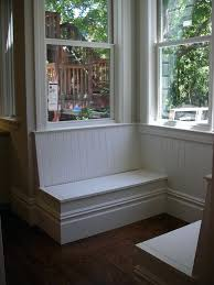 banquette bench with storage lovely build a custom corner