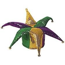 mardi gras items ids home multicolor jester clown mardi