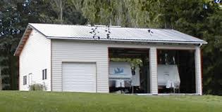 Rv Port Home Plans Rv Garage Door