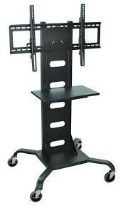 50 inch tv stand with mount mobile flat panel tv stand mount luxor
