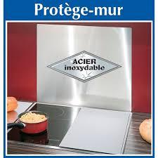 protege evier cuisine plaque protection murale inox protection plaques de cuisson