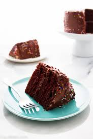 how to make chocolate cake with chocolate buttercream frosting