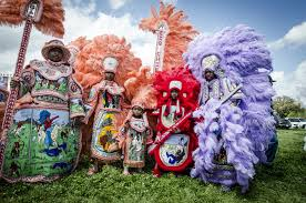 mardi gras indian costumes pableaux johnson mardi gras indians alabama chanin journal