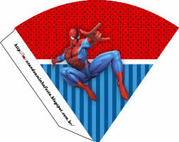 spiderman party free party printables fiesta geeks