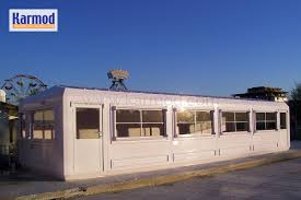 prefab modular cabins flat pack portable buildings project