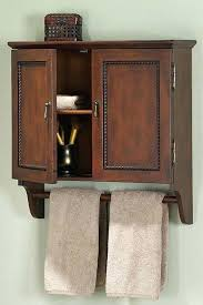 wooden bathroom wall cabinets white wooden bathroom cabinets
