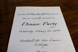 fancy dinner invitation templates cloudinvitation com