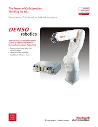 Encompass Lighting Group Parts Encompass Partner Denso Robotics Allen Bradley Pdf Catalogue
