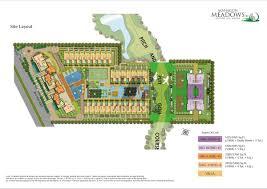mahagun meadows sector 150 noida greater noida expressway noida site plan