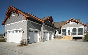 l shaped house with porch plan 89790ah rustic arts crafts beauty porch house and barn