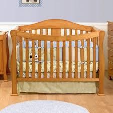 Oak Convertible Crib Davinci 4 In 1 Convertible Crib In Oak K5101o Free Shipping