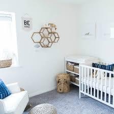 Navy Nursery Decor Baby Room Gallery Dwellinggawker