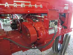 electrall tractor mounted farmall u0026 international harvester