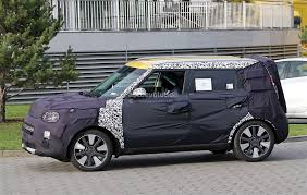 kia soul 2017 2017 kia soul facelift spotted for the first time autoevolution