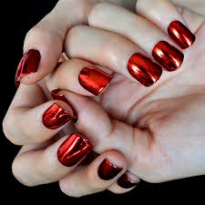 compare prices on metallic red nails online shopping buy low