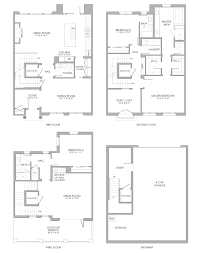 Butlers Pantry Floor Plans by Villas Plan 2a Pasadena Perfected