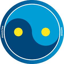 yin yang symbol sun and moon
