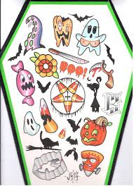 new england news new halloween flash is up off the map tattoo