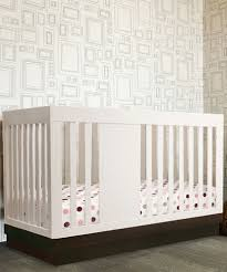 Harlow 3 In 1 Convertible Crib Babyletto Espresso White Harlow 3 In 1 Convertible Crib Zulily
