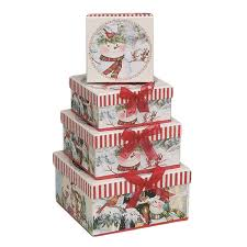 gift boxes christmas christmas gift boxes wholesale angel wholesale