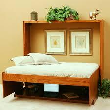 Polished Oak Desk Murphy Beds M U0026l Cabinets
