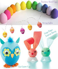 Easter Egg Decorations Easter Egg Decorating And Crafting Ideas At Home With Kim Vallee
