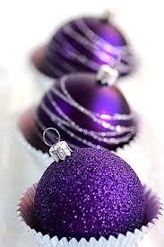 purple ornaments ornaments purple