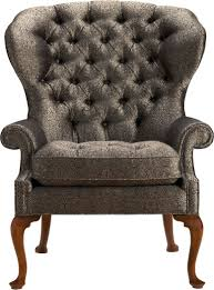 High Back Wing Armchairs George Ii Wing Chair By Stately Homes 5341c Baker Furniture