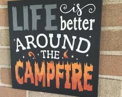 Firepit Signs Items Similar To Firepit Sign Cfire Sign Welcome To Our