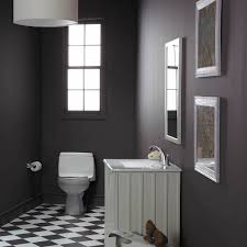 Black Powder Rooms Measurements To Know Before Designing A Modern Powder Room