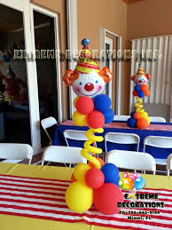 clowns balloons party decorations miami frozen party decorations balloons