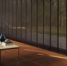 Panel Blinds For Sliding Glass Doors Skyline Window Fashions U0026 More